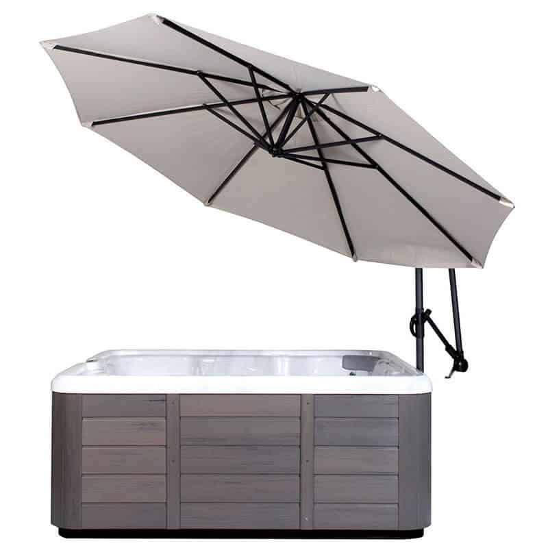 Spa Side Umbrella Creme
